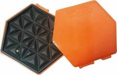 Sveltus Core Slider Premium Set 3-delig Oranje/zwart 22,5 Cm