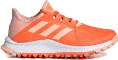 Adidas Hockey Youngstar oranje roze hockeyschoenen meisjes (G25969)