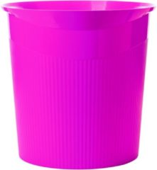 Roze Papierbak HAN Loop 13 liter Trend Colour lemon