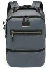 Grijze Tumi Alpha Bravo Essential Backpack cool grey backpack
