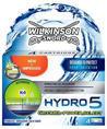 Een jaar lang scheren met Wilkinson Hydro 5 - Groomer Power Select - 52 Scheermesjes