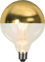 LED-Leuchtmittel Star goldfarben