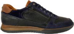 Australian Footwear Browning Sneakers Zwart Heren Sneakers - Zwart - maat 43