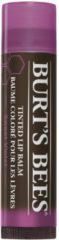 Paarse Burt's Bees Tinted Lip Balm (Various Shades) - Sweet Violet