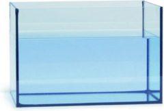 Transparante Beeztees aquarium volglas zwarte siliconenkit 24 liter