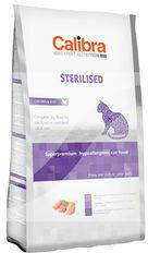 Calibra Cat Expert Nutrition Sterilised - Kip & Rijst - 2 kg