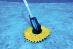 Interline Zwembadreiniger Stingray voor grote zwembaden met zandfilterpompen va 6m3