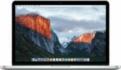 Zilveren Apple Refurbished Apple MacBook Pro Retina (Refurbished) - 13.3 inch (33 cm) - Dual Core i5 2.7 - 8GB - 256GB SSD - MacOS 11 Big Sur - A-grade