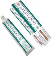 Zwarte Yogi & Yogini naturals Ayurvedische tandpasta met miswak BIO (75 ml)