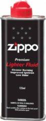 Zwarte Zippo benzine aansteker - Vloeistof - Vullen