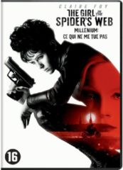Girl in the spider's web (DVD)