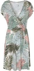 Soyaconcept Jerseykleid Laya mehrfarbig Damen Gr. 38