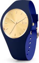 Ice-Watch ICE duo chic IW016986 horloge - siliconen - Blauw - Ø 40mm