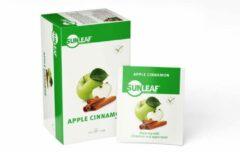 Sunleaf - Apple Cinnamon - 2gr - 80 stuks