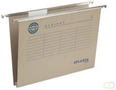 Atlanta Hangmap Alzicht A6622-15 Folio U-bodem 30mm grijs