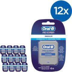 Oral-B Pro-Expert Premium Flossdraad - 40M x12 - Voordeelverpakking
