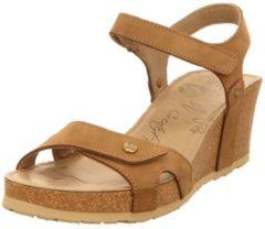 Bruine Panama Jack Sandalen/Sandaaltjes