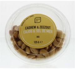 Groene Greenage Cashewnoten Met Zeezout (125g)