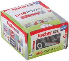Fischer 2-componenten plug 40 mm 8 mm 535455 100 stuk(s)