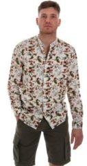 Beige Overhemd Lange Mouw Sseinse CE526SS