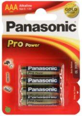 Panasonic Pro Power LR03PPG - Batterie 24 x AAA-Typ Alkalisch LR03PPG/4BP