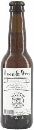 Afbeelding van HEMA De Molen Heen & Weer Bier - 33 Cl