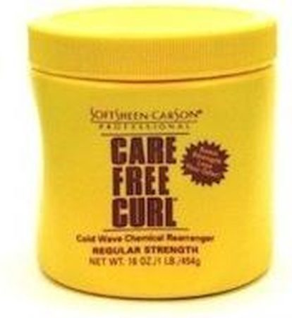 Afbeelding van Care Free Curl Cold Wave Chemical Rearranger 474 ml