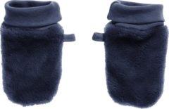Playshoes - Fleece wanten baby - Donkerblauw - maat Onesize