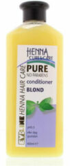 Eviline Henna Cure & Care Blond - 500 ml - Conditioner