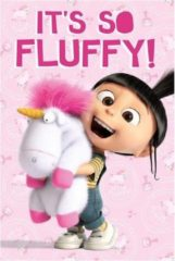 Pyramid International DESPICABLE ME - Poster 61X91 - It's So Fluffy