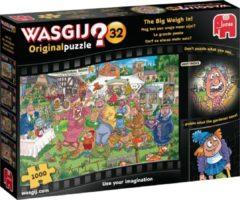 Jumbo Wasgij Original 32 Mag het een onsje meer zijn!? - Legpuzzel 1000 Stukjes