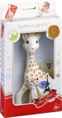 Beige Sophie de Giraf Bijtspeeltje - in geschenkdoos