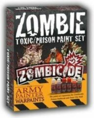 Cool Mini Or Not Zombicide Zombie Supplement Paint Set