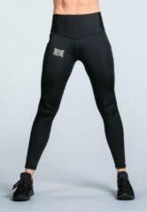 Zwarte Reeva sportlegging - fitness legging - high waist - S (dames) (performance)