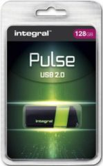 Integral PULSE USB flash drive 128 GB USB Type-A 2 Groen
