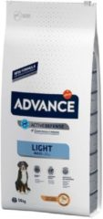 Advance maxi light hondenvoer 14 kg