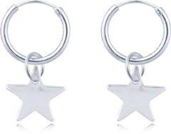LGT JWLS LGT Jewels Damesoorbellen met Zilveren Ster