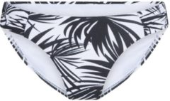 Witte LingaDore - Eivi Bikini - Slip - maat 42 - Zwart