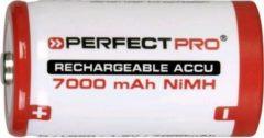 PerfectPro NIMH Akku LR20 D-Zellen, 1.2V/7000mAh, Doppelpack