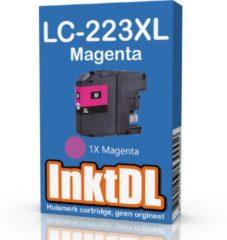 INKTDL inktcartridge voor LC-223 / LC-221 | Magenta