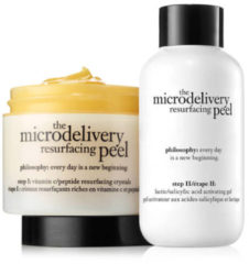 Philosophy The Microdelivery Resurfacing Peel Kit Gezichtspeeling 240 ml