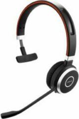 Jabra Evolve 65 MS mono Headset Hoofdband Bluetooth Zwart