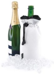 Witte Pulltex WINE CHAMPAGNE COOLER BAG WHITE
