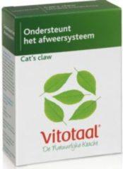 Vitotaal® Cat's Claw - 45 capsules - Voedingssupplement