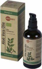 Aromed Aloe vera olie bio 100 Milliliter