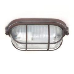 Bruine Home24 Plafondlamp Mexlite I, Steinhauer
