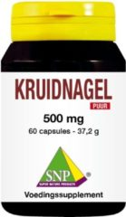 SNP Kruidnagel 500 mg puur 60 Capsules