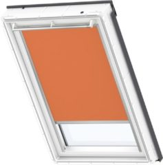 VELUX verduisterend rolgordijn DKL UK04 4564S orange / wit