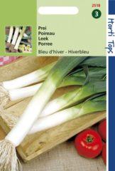 Hortitops Prei Allium Porrum L. Blauwgroene Winter, Sel. Hiverbleu - Prei - 3gram