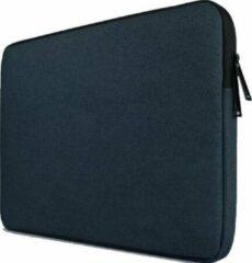 Iralan Waterdichte laptoptas - Laptop sleeve - Laptophoes - 13.3 inch - Extra bescherming (Donkerblauw)